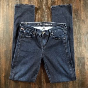 Citizen of Humanity Straight Leg Jeans